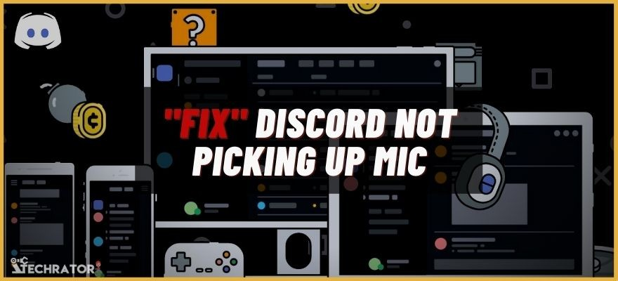 Cover Image of Discord Not Picking Up Mic