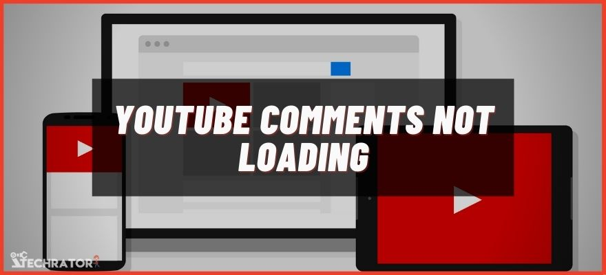 Youtube not loading comments